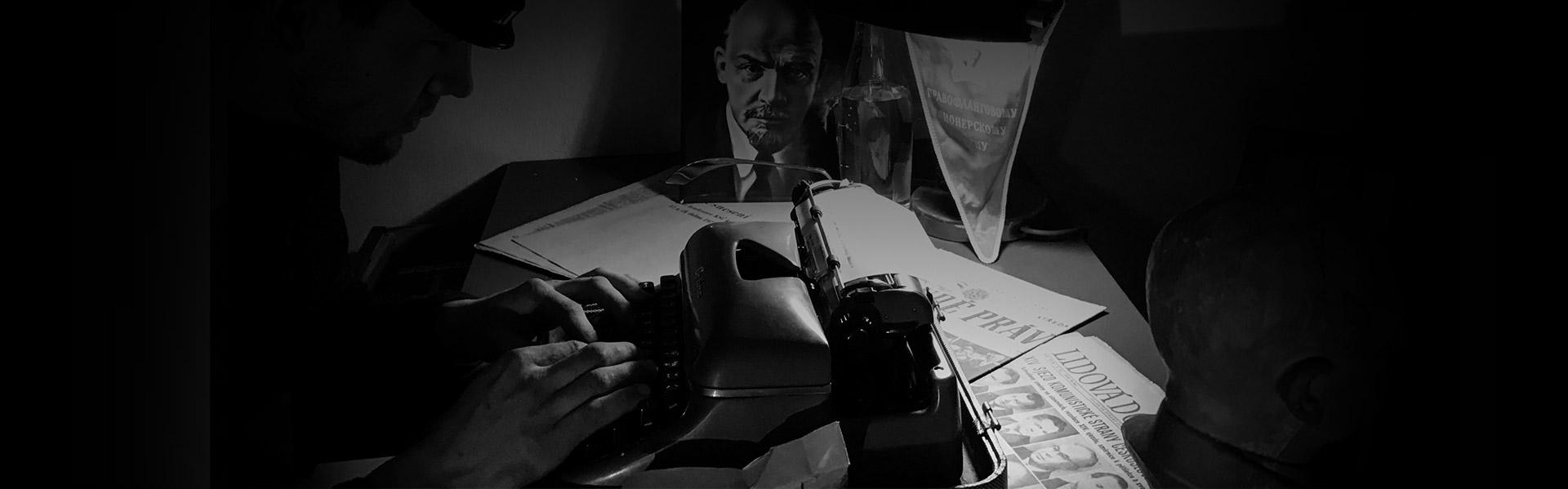Disident - úniková hra Jihlava